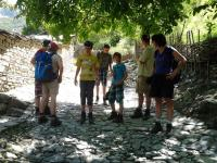 Trekking and overnight in Zagrad village